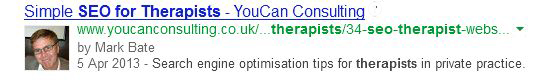 SEO for Therapy Websites